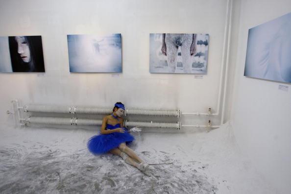 スウェーデン文化「2007 Beijing 798 Art Festival」:写真・画像(3)[壁紙.com]