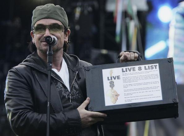 MJ Kim「Live 8 Edinburgh - Stage」:写真・画像(17)[壁紙.com]