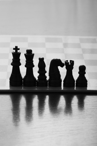 Chess「Chess Pieces」:スマホ壁紙(9)