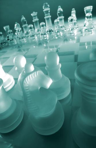 趣味・暮らし「Chess pieces」:スマホ壁紙(18)