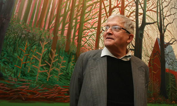 Dan Kitwood「David Hockney At Tate Britain: Photocall」:写真・画像(2)[壁紙.com]