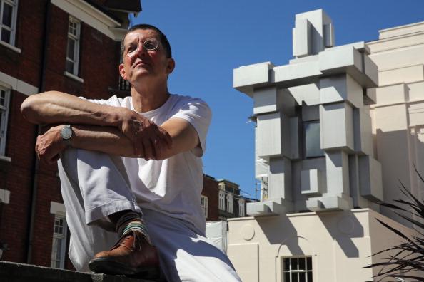 Antony Gormley「Artist Antony Gormley Unveils A New Inhabitable Sculpture」:写真・画像(1)[壁紙.com]