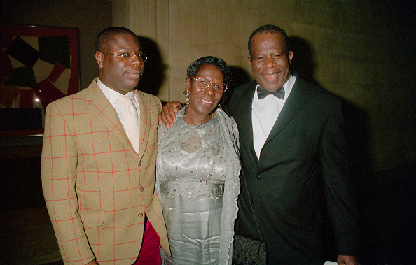 Director「McQueen And Parents At Turner Prize」:写真・画像(8)[壁紙.com]