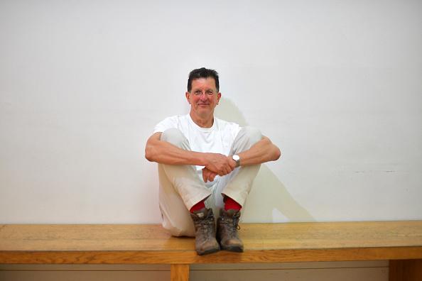 Antony Gormley「Antony Gormley Attends the Installation Of His Sculpture Object」:写真・画像(0)[壁紙.com]