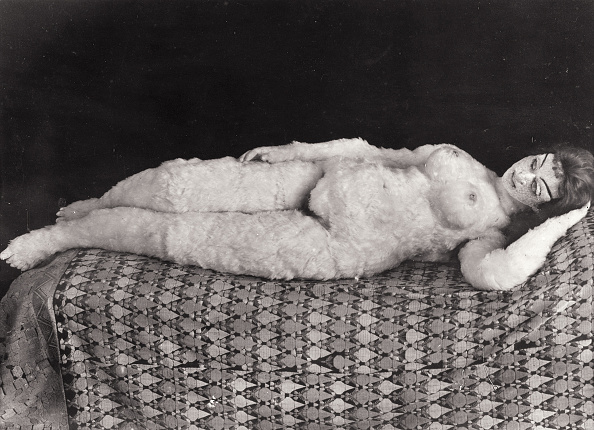 Doll「Oskar Kokoschka's Alma doll as Venus, 1919」:写真・画像(9)[壁紙.com]