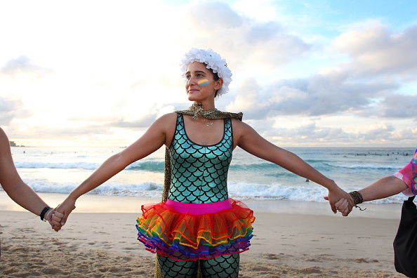 Lisa Maree Williams「Surfers Gather To Raise Awareness Of Mental Health」:写真・画像(12)[壁紙.com]