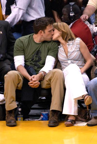 バスケットボール「Ben Affleck and Jennifer Lopez Split」:写真・画像(16)[壁紙.com]