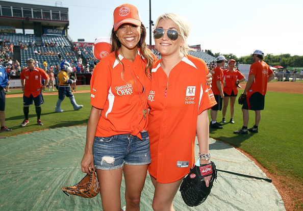 Jamie Lynn Spears「City of Hope Celebrity Softball Game at CMA Festival - Arrivals」:写真・画像(2)[壁紙.com]