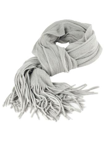 スカーフ「Grey Scarf」:スマホ壁紙(15)