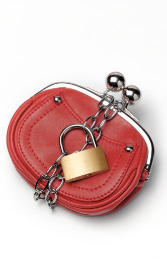 Purse「Purse with chain and padlock」:スマホ壁紙(9)