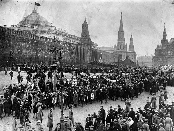 Red Square「May Day In Moscow」:写真・画像(1)[壁紙.com]