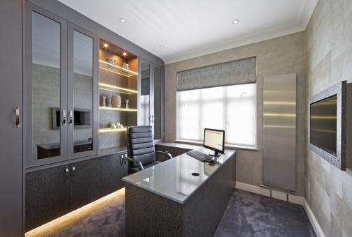 Metallic「beautiful home office」:スマホ壁紙(6)