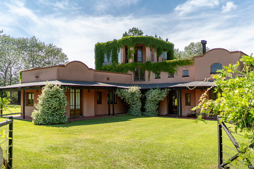 Villa「Beautiful house in nature」:スマホ壁紙(10)