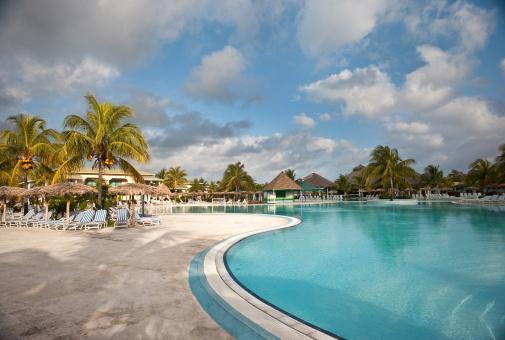 Resort Swimming Pool「Caribbean Resort」:スマホ壁紙(10)