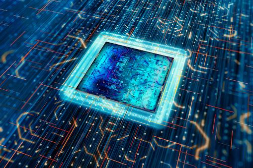 Mother Board「Microchip computer cpu」:スマホ壁紙(16)