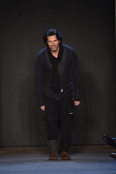 Jacopo Raule「Greg Lauren -Runway - Mercedes-Benz Fashion Week Fall 2015」:写真・画像(13)[壁紙.com]