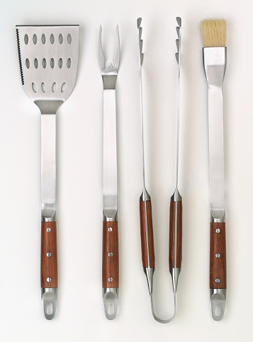 Grilled「BBQ tools」:スマホ壁紙(11)