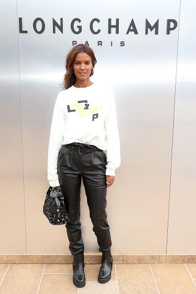 Longchamp - Brand-name「Longchamp SS20 Runway Show - Arrivals」:写真・画像(4)[壁紙.com]
