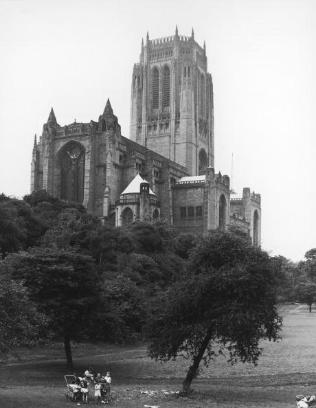 Anglican「Liverpool Cathedral」:写真・画像(13)[壁紙.com]