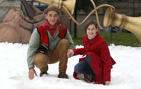 映画・DVD「Mark Rylance And Ruby Barnhill Celebrate The Release Of 'The BFG' On Digital Download, Blu-Ray And DVD」:写真・画像(14)[壁紙.com]