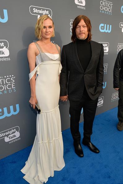 Diane Kruger「The 23rd Annual Critics' Choice Awards - Red Carpet」:写真・画像(11)[壁紙.com]