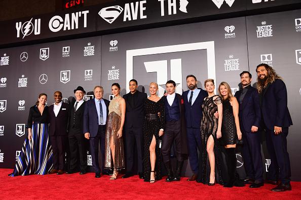Amber Heard「Premiere Of Warner Bros. Pictures' 'Justice League' - Red Carpet」:写真・画像(17)[壁紙.com]