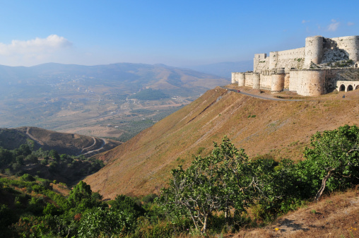 UNESCO「Crusader fortress of Crac des Chevaliers in Syria」:スマホ壁紙(15)