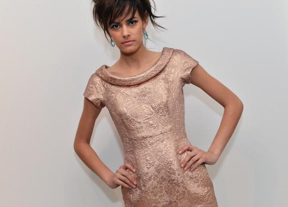 Alisar Ailabouni「Barbara TFank - Presentation - Mercedes-Benz Fashion Week Fall 2014」:写真・画像(18)[壁紙.com]