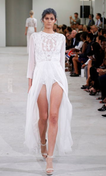Alisar Ailabouni「Azede Jean-Pierre - Runway - Mercedes-Benz Fashion Week Spring 2015」:写真・画像(0)[壁紙.com]