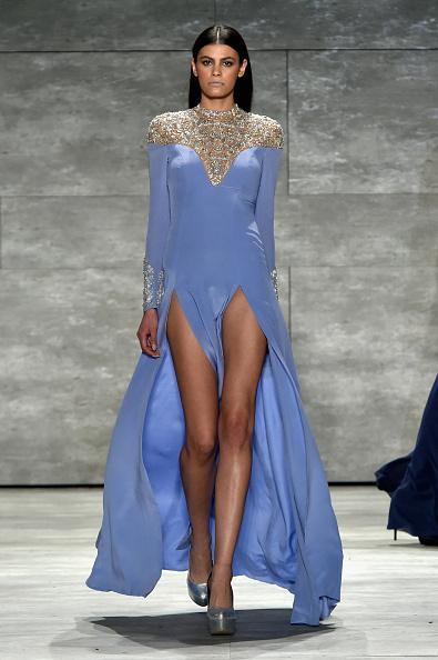 Alisar Ailabouni「Idan Cohen - Runway - Mercedes-Benz Fashion Week Fall 2015」:写真・画像(10)[壁紙.com]