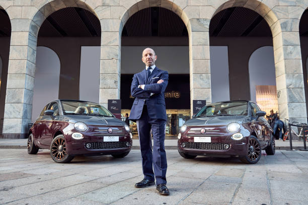 The New Fiat 500 Collezione Hits the Catwalk in Milan:ニュース(壁紙.com)