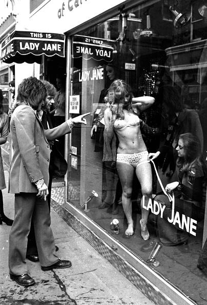 Cool Attitude「Underwear Display」:写真・画像(5)[壁紙.com]