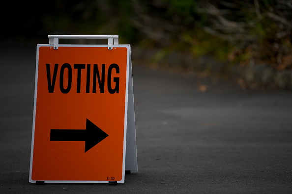 Delayed Sign「New Zealanders Head To The Polls To Vote In 2020 General Election」:写真・画像(18)[壁紙.com]