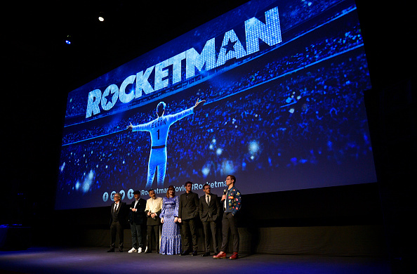 "Film Premiere「""Rocketman"" US Premiere」:写真・画像(9)[壁紙.com]"