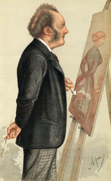 Cartoon「John Everett Millais -」:写真・画像(15)[壁紙.com]