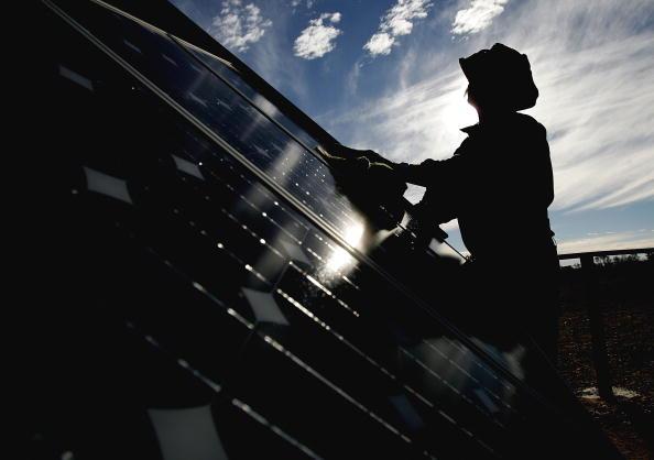 Solar Panel「Australia Suffers Worst Drought In Years」:写真・画像(17)[壁紙.com]
