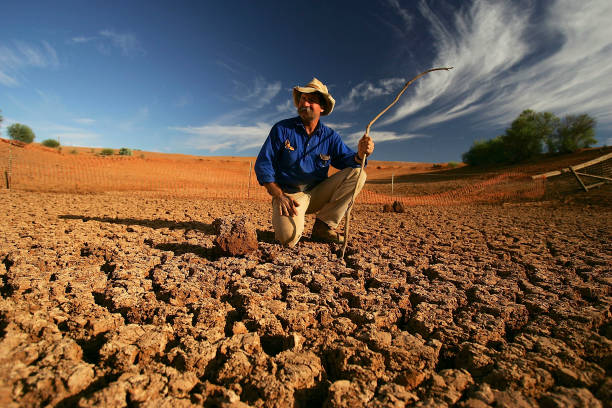 Australia Suffers Worst Drought In Years:ニュース(壁紙.com)