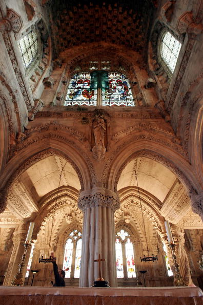 Architectural Feature「Thriller Novel Fans Boost Rosslyn Chapel Visitor Numbers」:写真・画像(18)[壁紙.com]