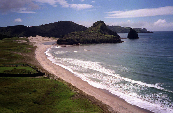 自然「Awana Beach, on the east coast of Great Barrier Is」:写真・画像(17)[壁紙.com]