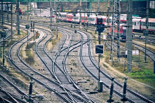 Austria「Trains and Railroad in Vienna」:スマホ壁紙(12)