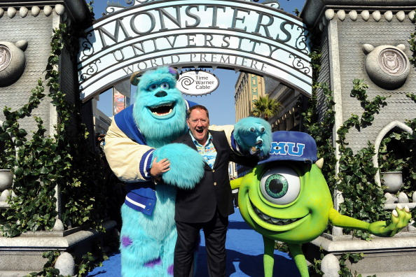 "Pixar「Premiere Of Disney Pixar's ""Monsters University"" - Red Carpet」:写真・画像(19)[壁紙.com]"
