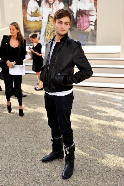 Leather Jacket「Burberry Prorsum - Arrivals LFW Spring/Summer 2011」:写真・画像(19)[壁紙.com]