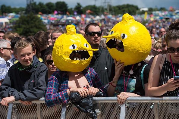 Crowd「Glastonbury Festival 2016 - Day 2」:写真・画像(3)[壁紙.com]