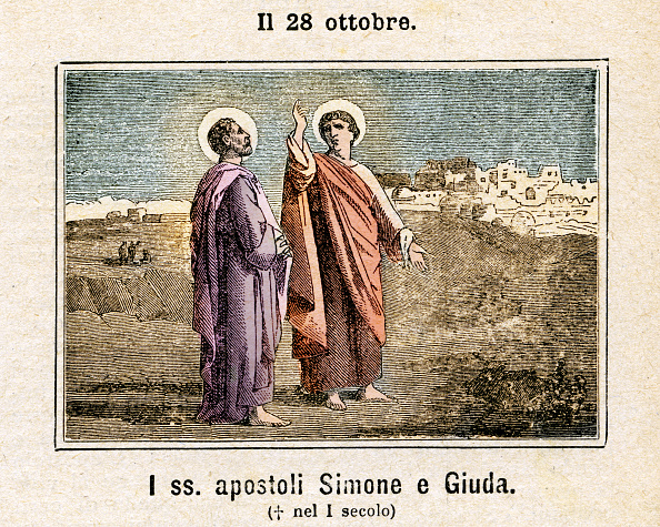 October「Saints Simon and Jude」:写真・画像(15)[壁紙.com]