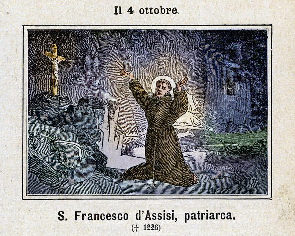October「Saint Francis of Assisi」:写真・画像(13)[壁紙.com]