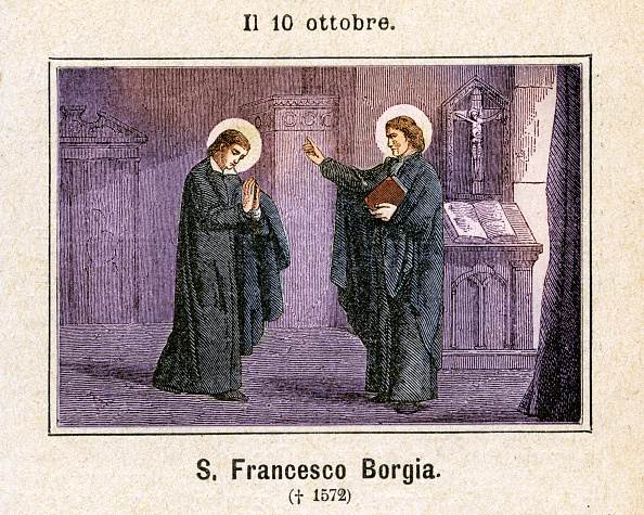 October「Saint Francis Borgia」:写真・画像(12)[壁紙.com]