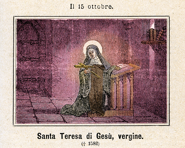 October「Saint Teresa of Ávila」:写真・画像(19)[壁紙.com]