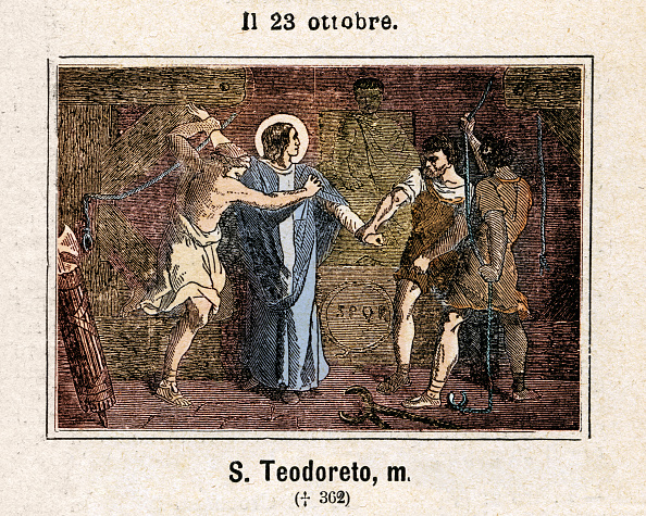 October「Saint Theodoret of Antioch」:写真・画像(14)[壁紙.com]