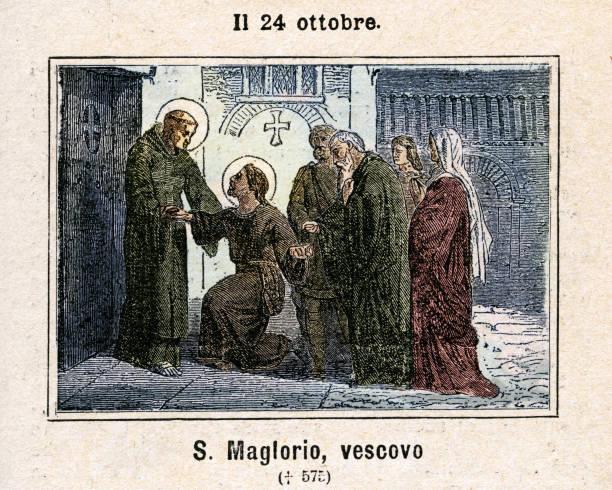 Saint Maglorio of Dol:ニュース(壁紙.com)