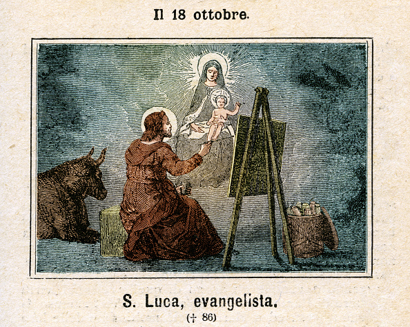 October「Saint Luke the Evangelist」:写真・画像(16)[壁紙.com]